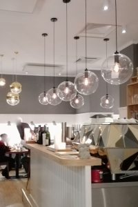 Das Restaurant Hollerkoch, neu in Gersthof, Bild (c) Claudia Busser - kekinwien.at