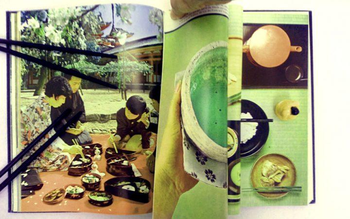 die Japanische Küche, Kollage, Bild (c) Mische Reska