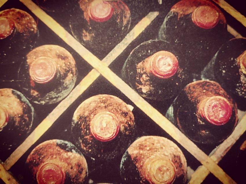 Weinflaschen, Bild (c) Andrea Pickl - kekinwien.at