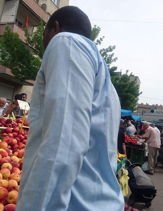 auf dem Markt, Fotos ohne Gesicht, DSGVO, Bild (c) Mischa Reska - kekinwien.at
