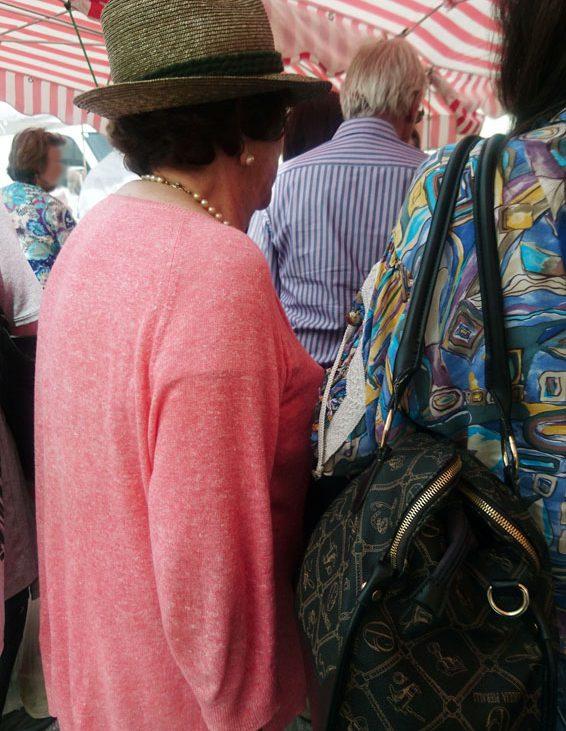 auf dem Markt, Bild (c) Mischa Reska - kekinwien.at
