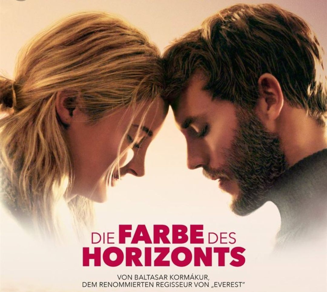 Filmplakat Die Farbe des Horizonts