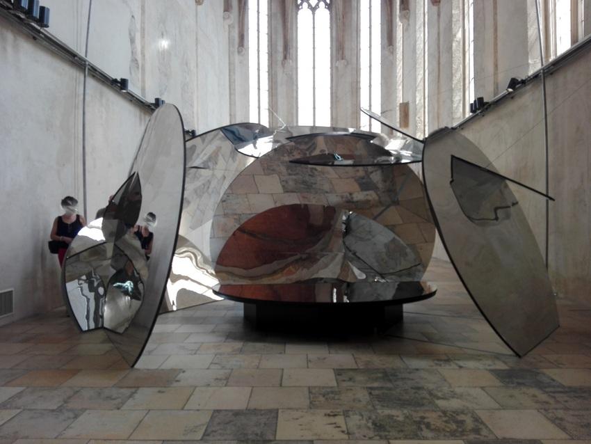 Eva Schlegel, Spaces, Bild (c) Claudia Busser- kekinwien.at