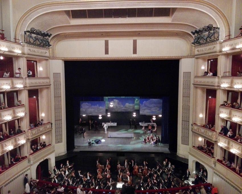 Nach der Pause, La Traviata, Bild (c) Claudia Busser - kekinwien.at