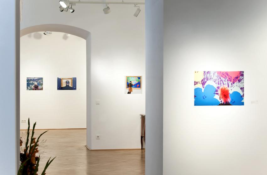 Kunstraum im Kinsky, Stefan Draschan. People Matching Artworks