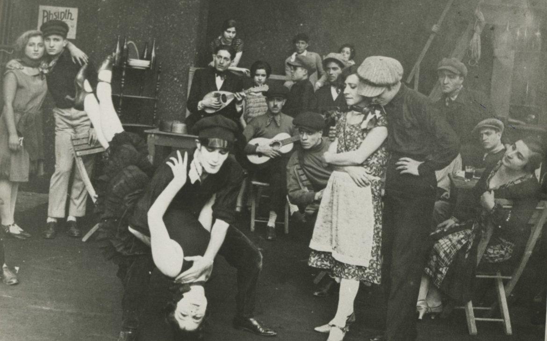 'Nfama!, 1924, Elvira Notari, Foto (c) Cineteca di Bologna. Der Film gilt als verschollen.