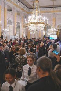 Fest der Kunst und des Sozialen Engagements der UniCredit Bank Austria in der Albertina Wien 2018, Bild © Oreste Schaller