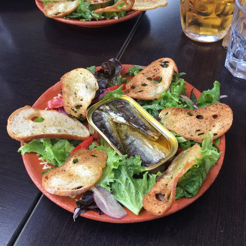 Nuri Sardinen. Mahlzeit! Bild (c) Christof Habres - kekinwien.at