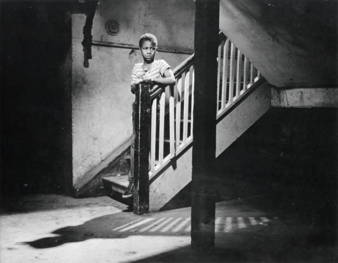 The Quiet One, 1948, Regie: Sidney Meyers (Drehbuch und Kamera: Helen Levitt u.a.) (c) Österreichisches Filmmuseum.