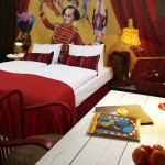 Natürlich kann man auch ganz lang bleiben: M Suite. © 25hours Hotel