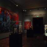Innenansicht des Völkerkundemuseums, November 2011