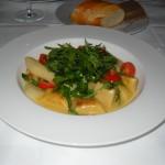 Gnocchi mit Kohlrabi und Birne