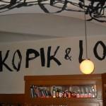 Skopik & Lohn, Deckengemälde von Otto Zitko