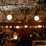 der Gastraum im Skopik & Lohn