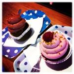 Cupcakes - vor der Verkostung...