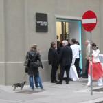 VIERTELNEUN, Gallery & Ateliers in der Hahngasse 14 eröffnet!