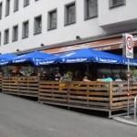 Schanigarten für über 70 Personen