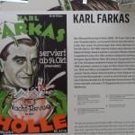 Karl Farkas begegnet einem naturgemäß öfter, wenn es um Jüdischen Humor geht.