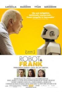 Frank & Robot Poster