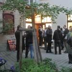 """Vernissage am 5.5.2013, Elke Silvia Krystufek """"Harmonie 20 Neuauflage"""""""