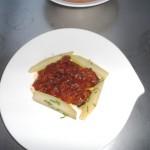 Osso Bucco vom Lamm mit Kartoffel