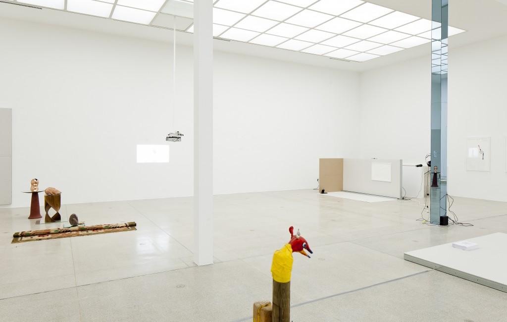 Unruhe der Form, Secession, Installationsansicht, Foto © Oliver Ottenschlaeger