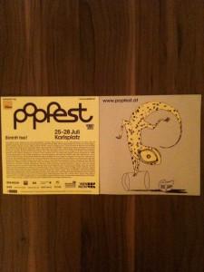 Popfest Logo