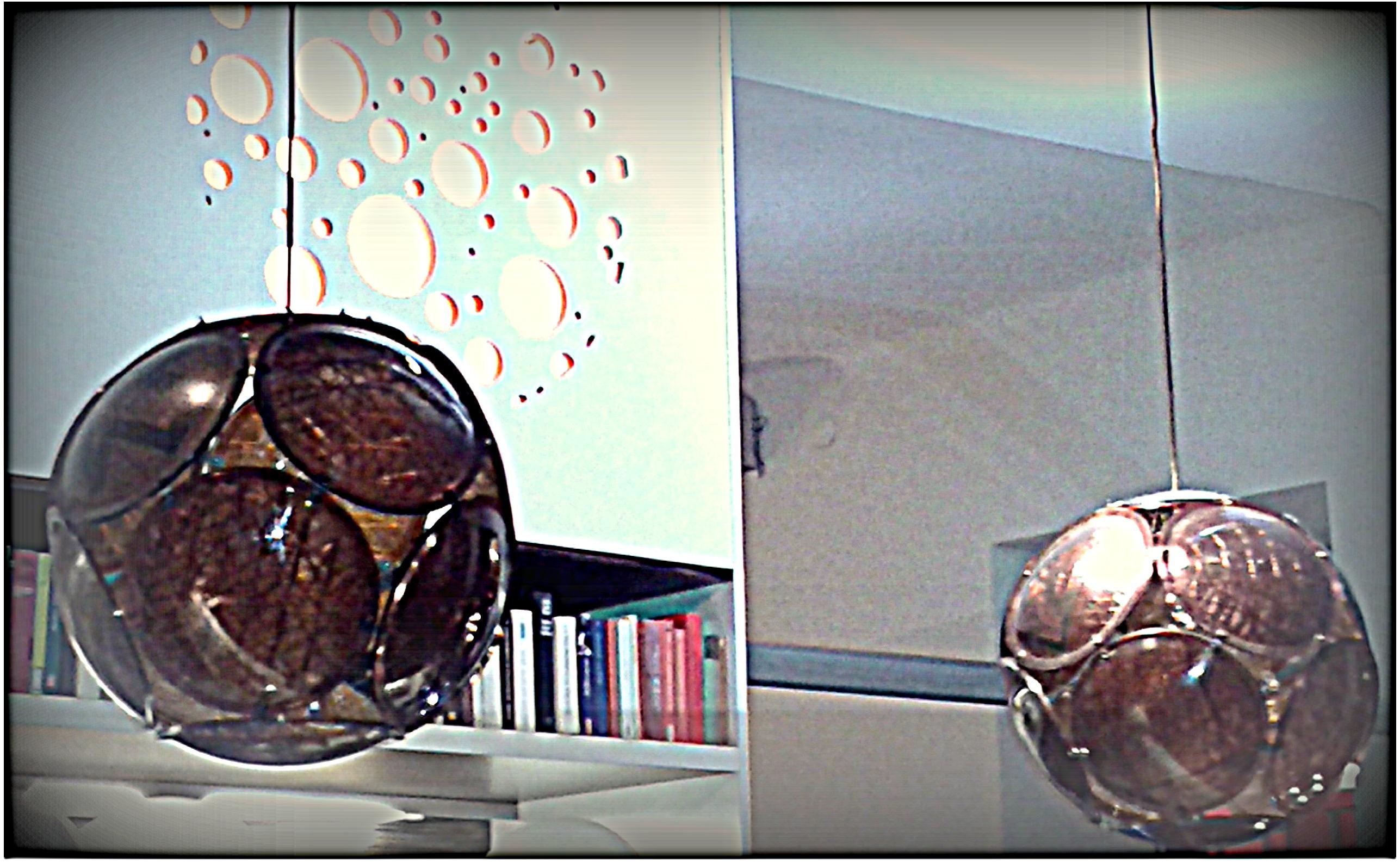Ambiente: Schon Schön. Lampen: gabarage. Gemeinsam: IdeenReich!
