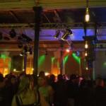 Party im Viennale Festivalzentrum