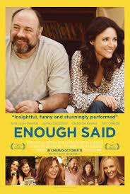 Enough Said, Filmplakat