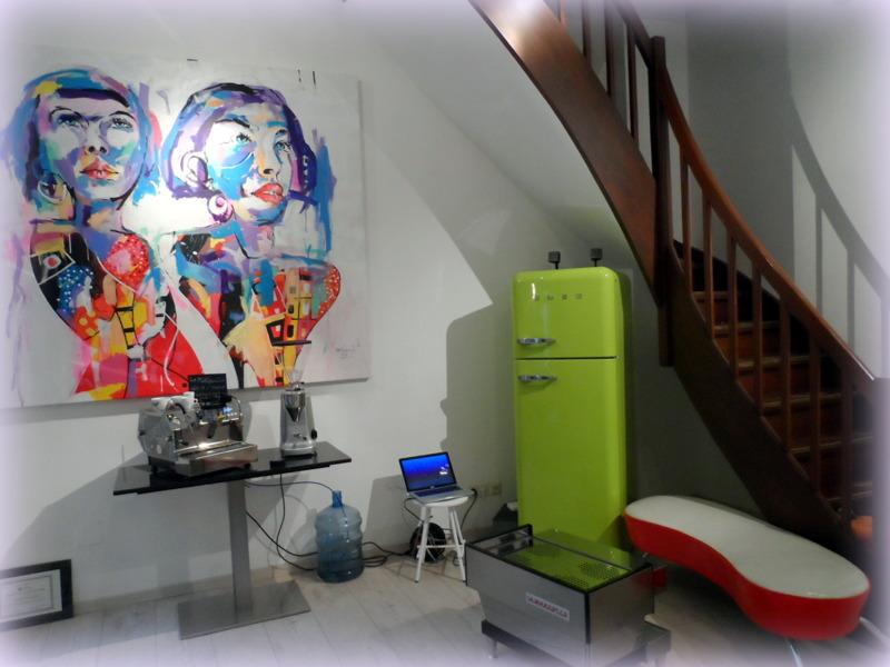 inside CaffèCouture