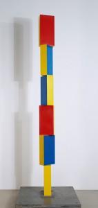 Roland Goeschl, Säule, 1986/87, Copyright: zs art Galerie