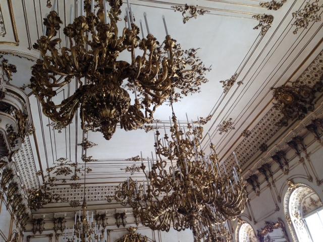 Das Palais Pallavicini war Veranstaltungsort der ersten RAWFAIR Vienna.