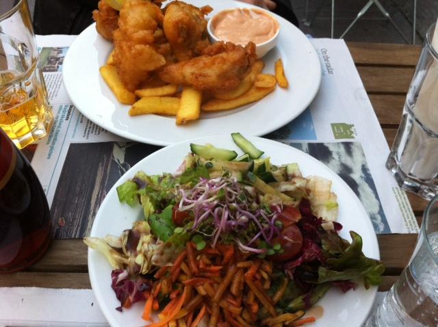 Fisch & Chips at their best!