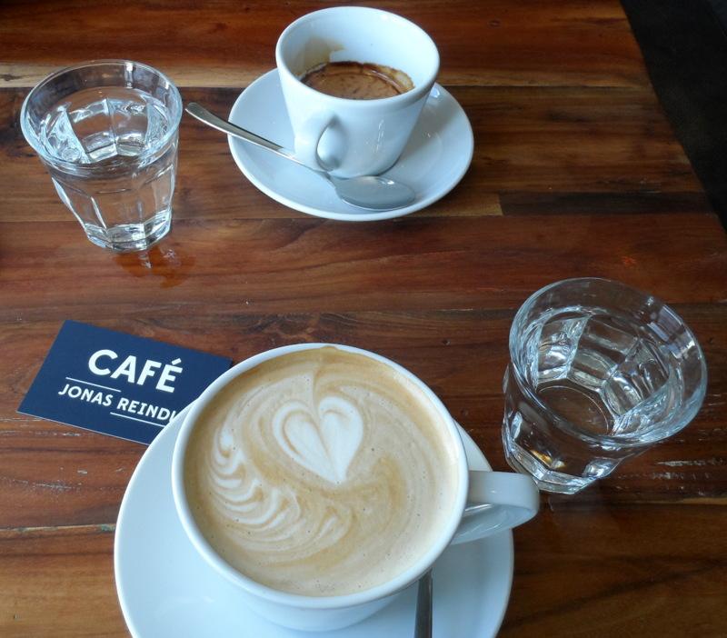 Der Kaffee ist mindestens so gut wie er aussieht!