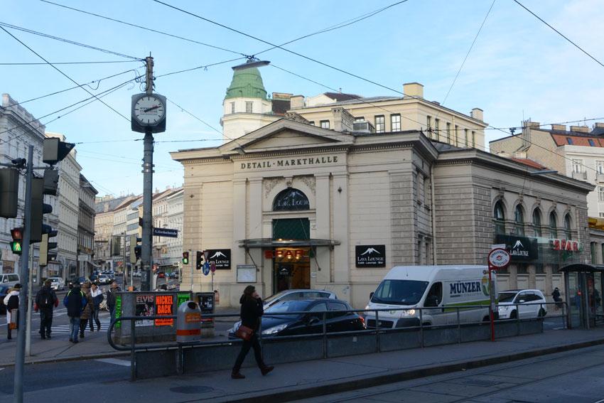 Markthalle 1090 Wien