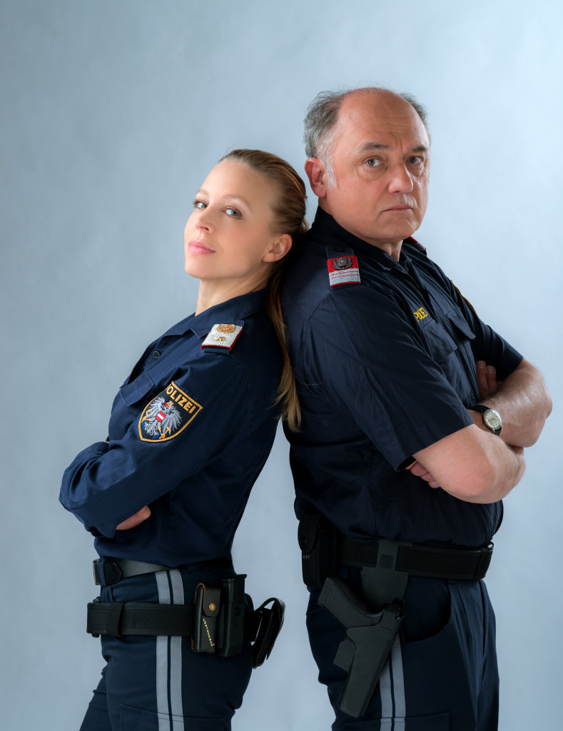 "Nina Proll und Karl Fischer in ""Landkrimi""; Fotocredits:  ORF/Lotus-Film/Petro Domenigg"
