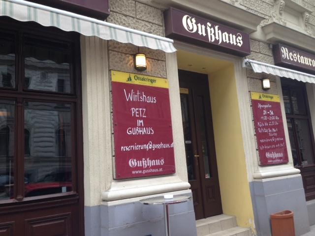 Christian Petz kocht nun im eigenen Haus: Petz im Gußhaus - kekinwien.at