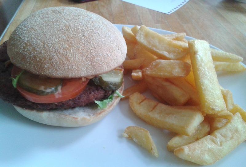 Swing Burger