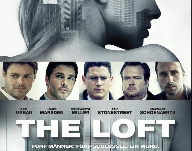 The Loft Filmplakat (Constantin Film)