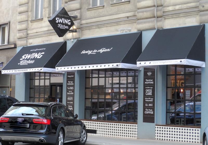 Swing Kitchen, Schottenfeldgasse 3, 1070 Wien