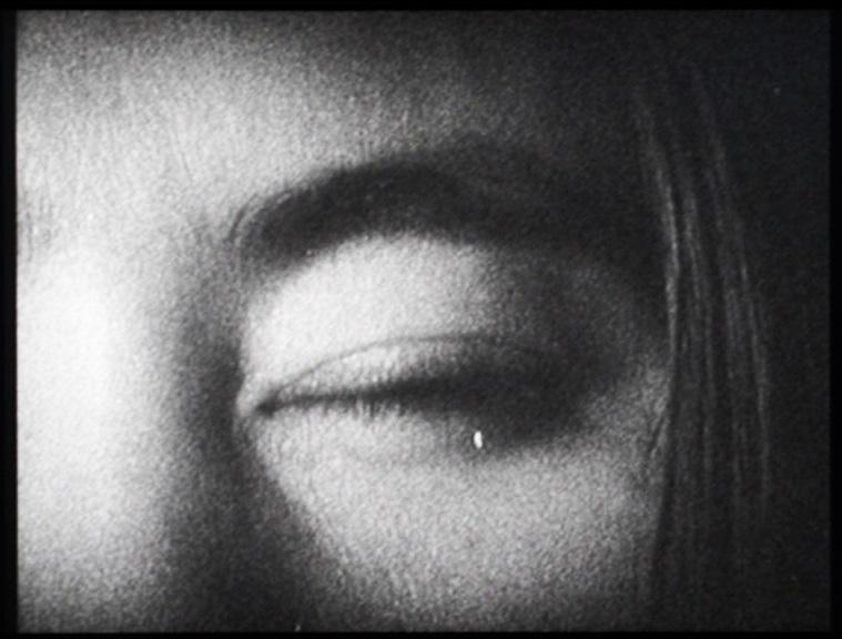 Yoko Ono Eye Blink, 1966 16mm-Film transferiert auf DVD, s/w, stumm / 16mm film transferred to DVD, b/w, silent 35 Min Museum moderner Kunst Stiftung Ludwig Wien, erworben/acquired in 2004 © Yoko Ono