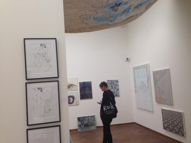 interessantester Messestand: Galerie3 / flux23