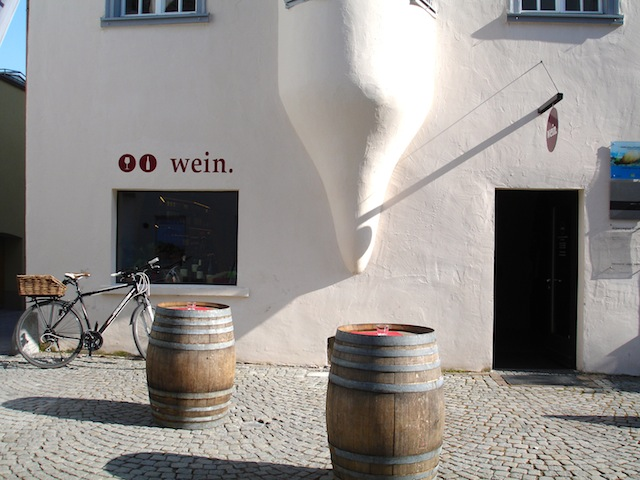 Weinpunkt, eine kleine feine Vinothek in Bludenz