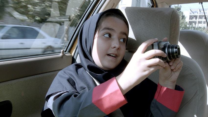 Jafar Panahis Nichte Hana Saeidi © Filmladen Filmverleih