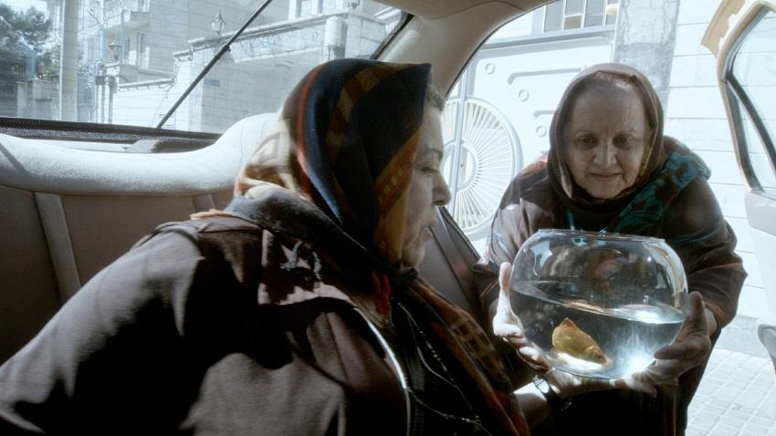 Zwei Damen und ein Goldfisch © Filmladen Filmverleih