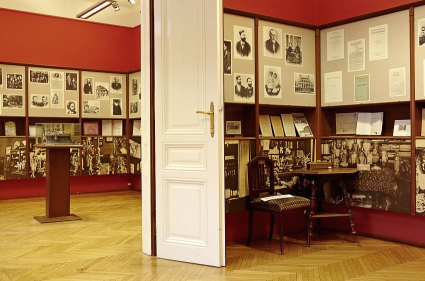 Arbeitszimmer Foto: Florian Lierzer © Sigmund Freud Privatstiftung