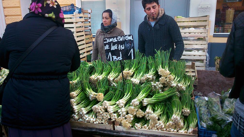 auf dem Markt im November, Foto (c) Mischa Reska - kekinwien.at