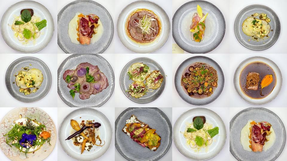 Die kulinarische Zukunft im Salonplafond im MAK, Foto (c) Salonplafond auf facebook