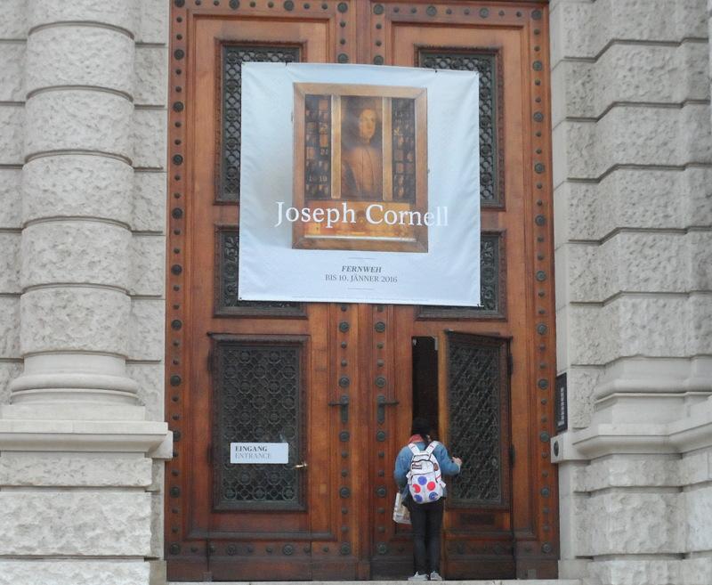Joseph Cornell im KHM Wien, Foto (c) Claudia Busser - kekinwien.at
